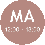 MA 12:00 - 18:00