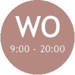 WO 9:00 - 20:00